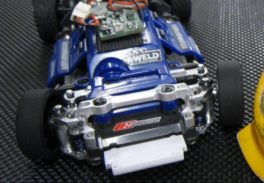 Kyosho Mini-Z MR02 PN-Racing Suspension Delantera